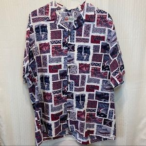 Hilo Hattie The Hawaiian Original men's shirt